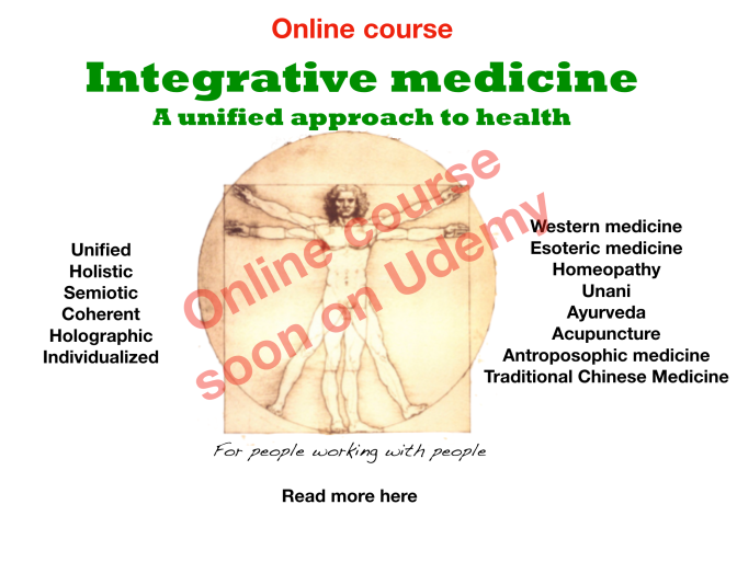 Online Course – Integrative medicine
