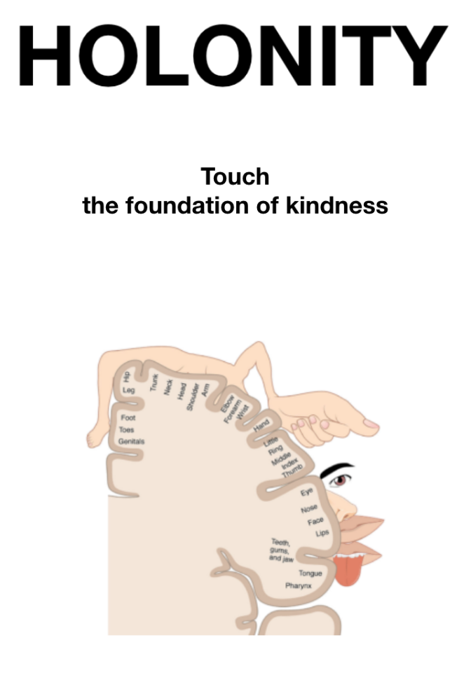 The sense of touch is the foundation of kindness – Andreas N. Bjørndal