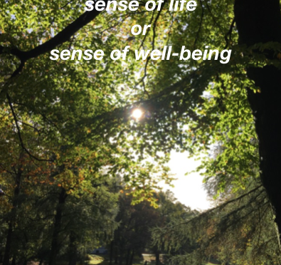 When all is well the sense of life gives you comfort – Andreas N. Bjørndal