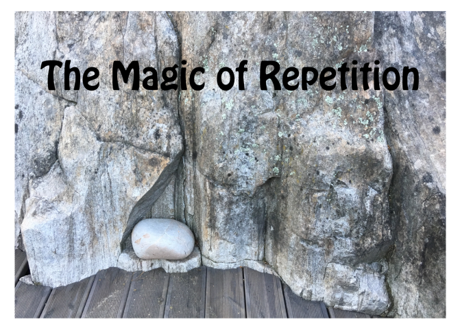 The magic of repetition – Andreas N. Bjørndal