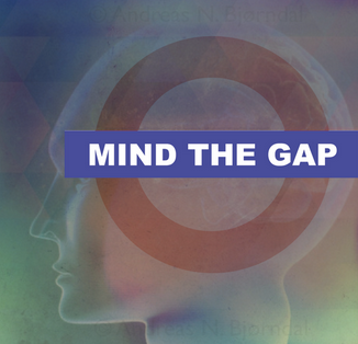 Mind the gap – mindfulness in just 5 minutes – by Andreas N. Bjørndal