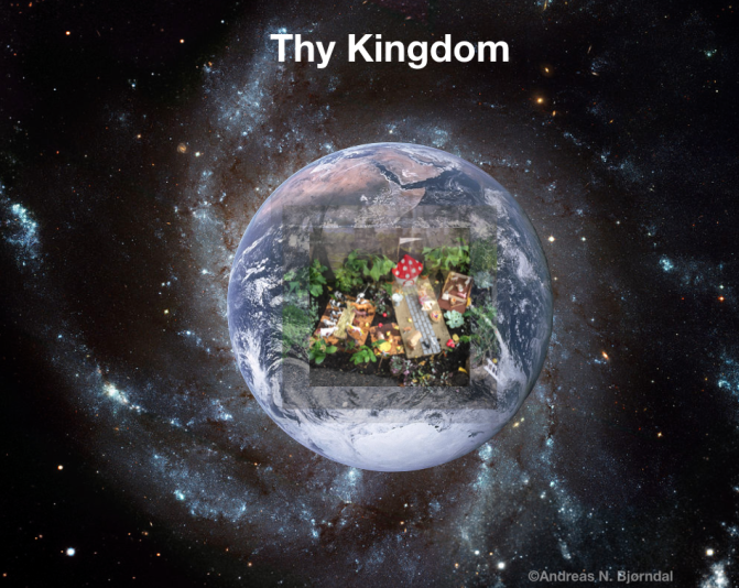 What is Thy Kingdom? by Andreas N. Bjørndal